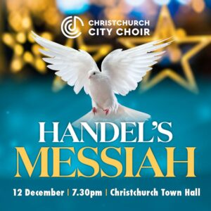 Handel's Messiah poster
